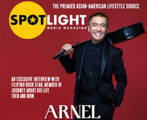 Arnel Pineda Spotlight Media Magazine